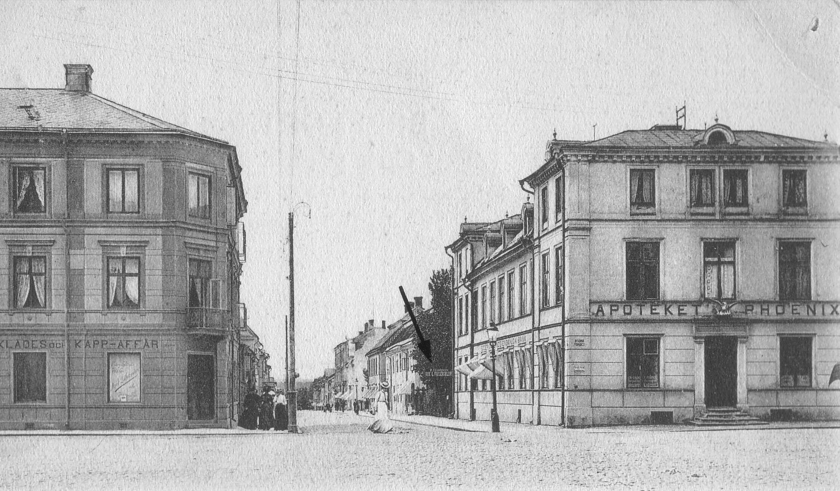 frisör nyköping östra storgatan